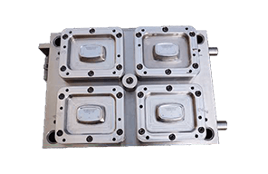 4-cavity Thin Wall Container Mould 2