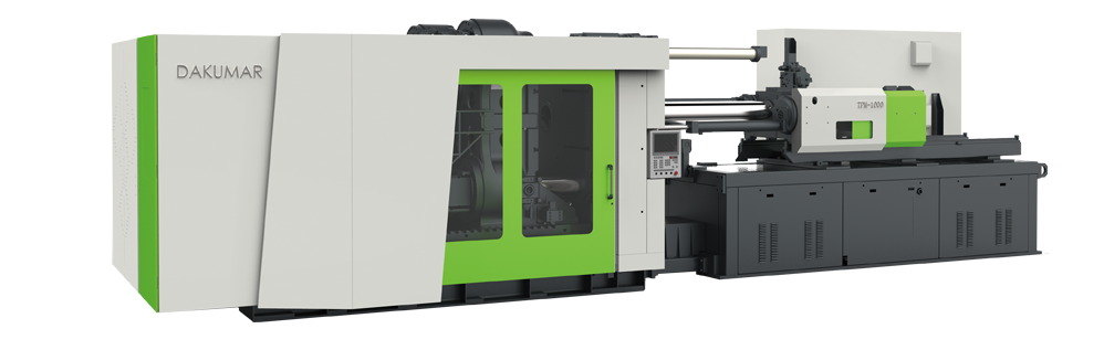 DKM1000T Two-plate Injection Machine Supplier