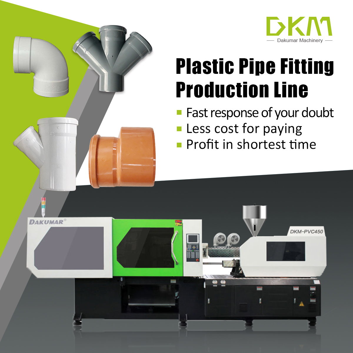 Plastic Injection Molding Machine Plastic Molding Machine