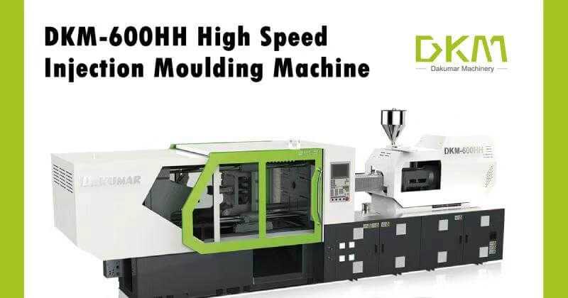 DKM-600HH High Speed Injection Moulding Machine