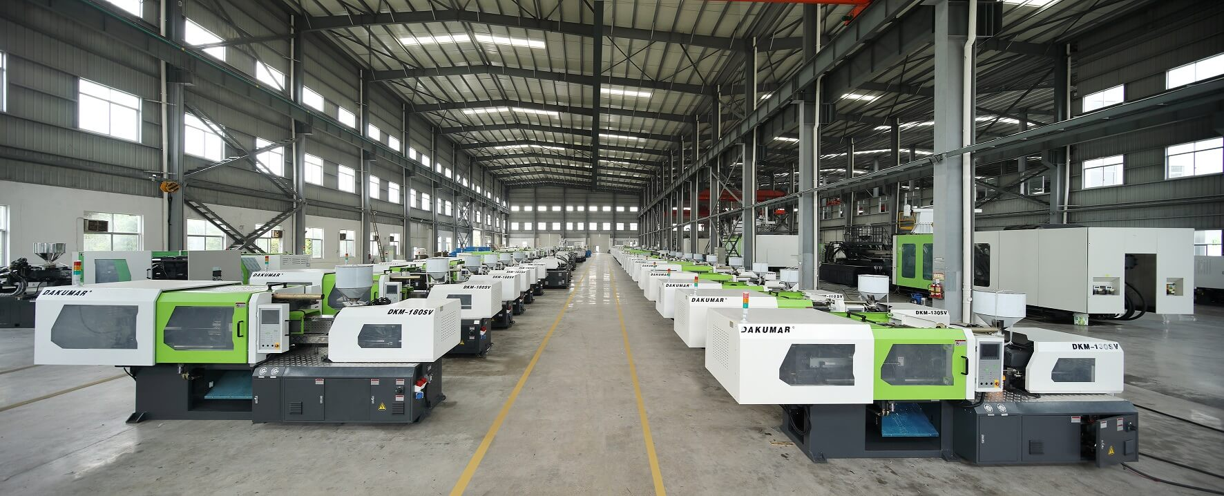 Fast Delivery Injection Moulding Machines