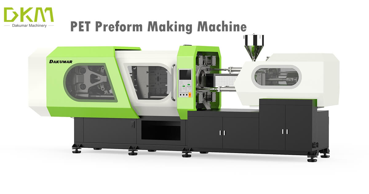 PET Preform Making Machine Basics