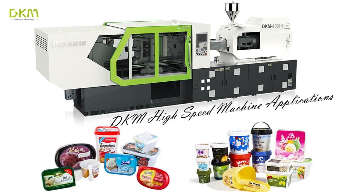 DKM High Speed Machine Applications