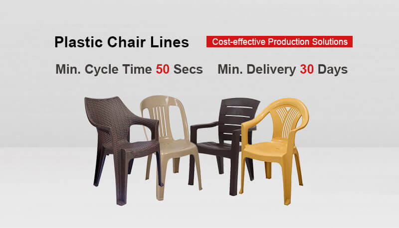 Plastic Chair Lines