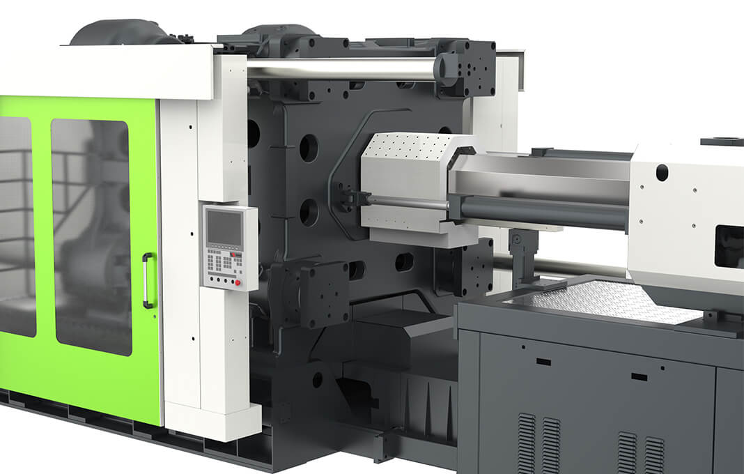Two Platen Injection Moulding Machine tpm1000 details