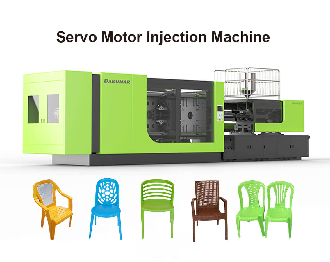 Servo Motor Injection Machine
