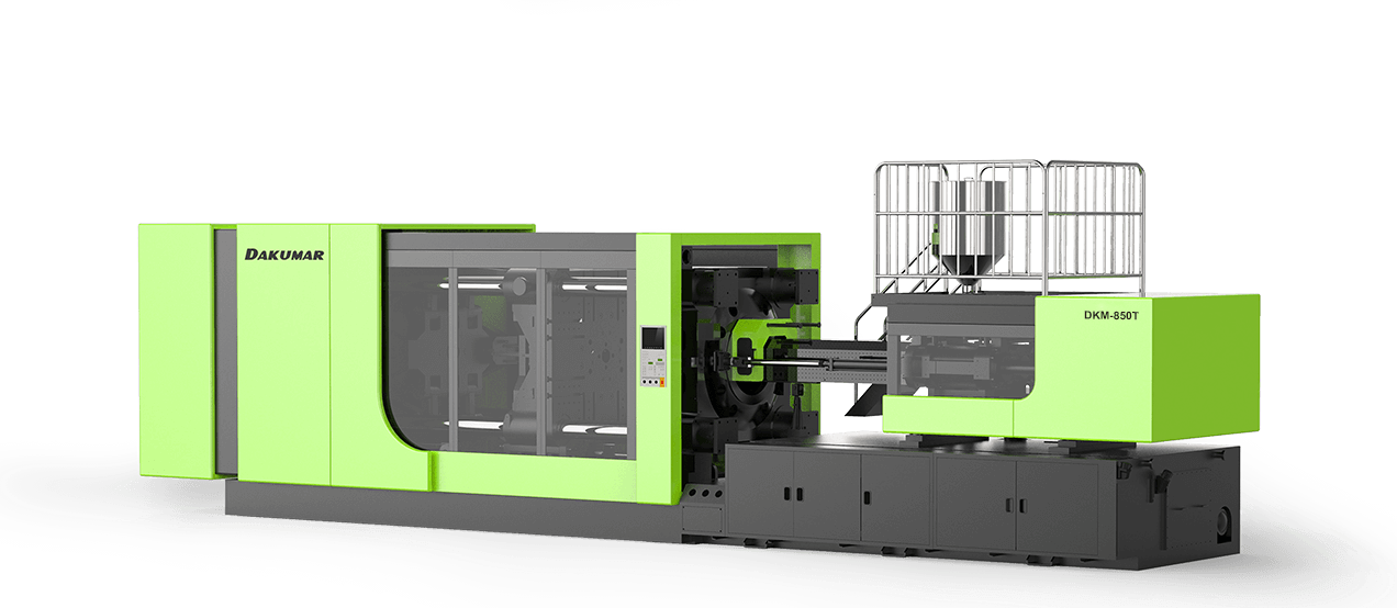 Servo Motor Injection Molding Machine(350Ton-850Ton)
