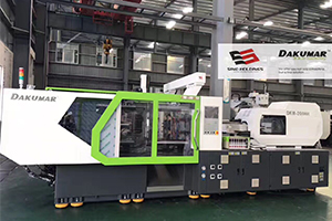 Plastic Cutlery Injection Molding Machine