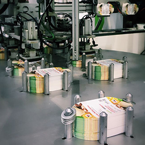 In Mould Labeling System