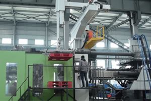 Plastic Pallet Molding Production Line-Machine