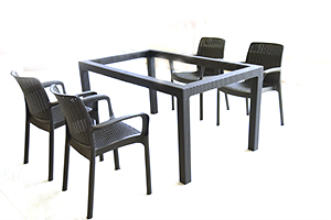 Plastic Table Turnkey Service-Table