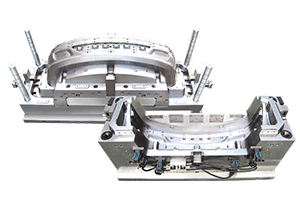 Automotive Exterior Trim Parts Turnkey Production Line-Moulds