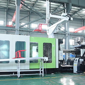Gas Assisted Molding Production Line