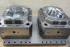 Double Color Molding Production Line-Moulds