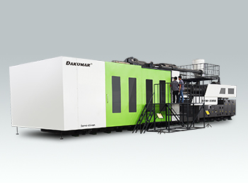 Dakumar Plastic Injection Molding Machine