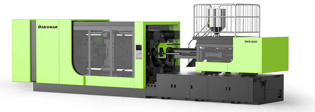 DKM Plastic Injection Molding Machines