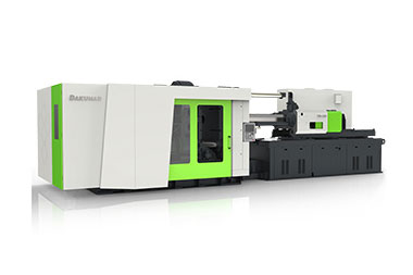 two platen injection molding machine