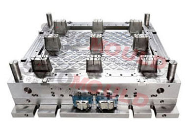 injection pallet mould