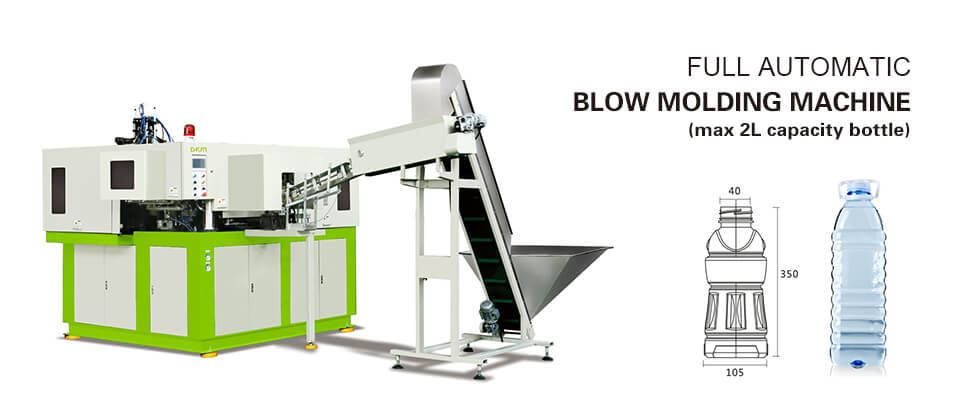 automatic bottle blowing machine manufacturer