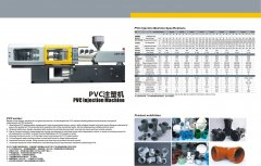 PVC injection machine for sale