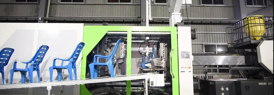 Custom Design Injection Molding Line