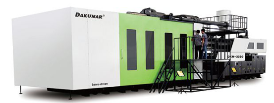 standard two platen injection molding machine, two platen servo molding machine