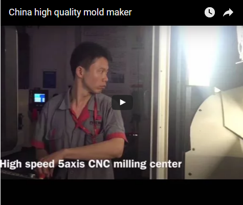 China high quality mold maker