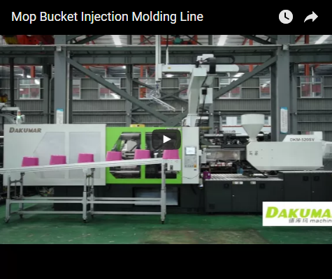 Mop Bucket Injection Molding Line