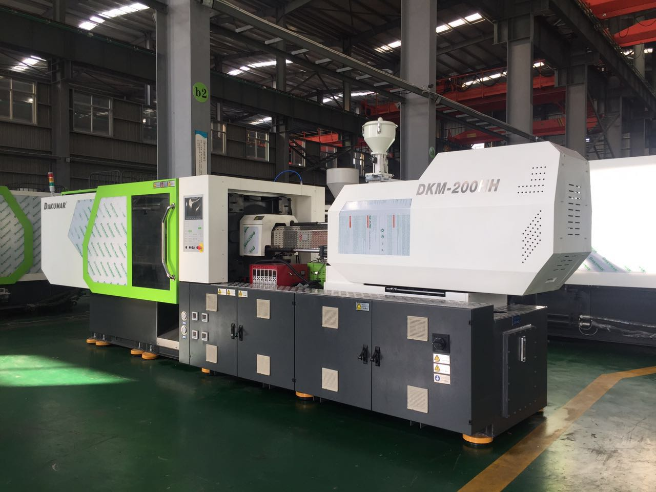 thin wall high speed injection machine