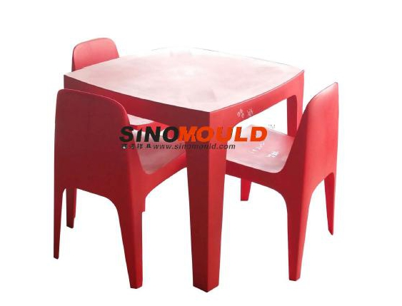 Plastic Table Molding Plant