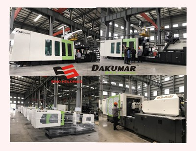 Algeria injection molding machine agency
