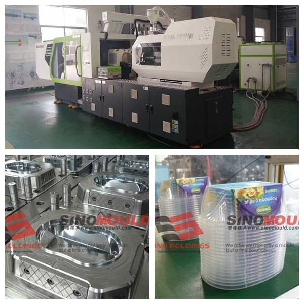 Thin Wall Box Molding Machine Supplier