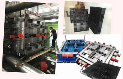 Industrial Pallet Molding Solution Supplier