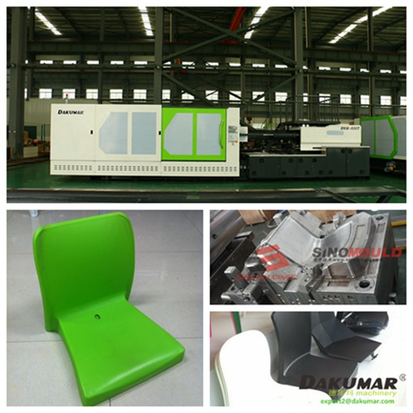 seat chair injection machine
