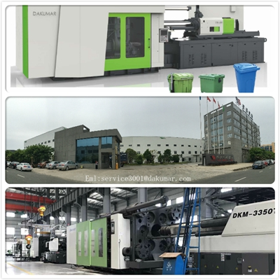 Two Plate Injection Molding Machine Supplying