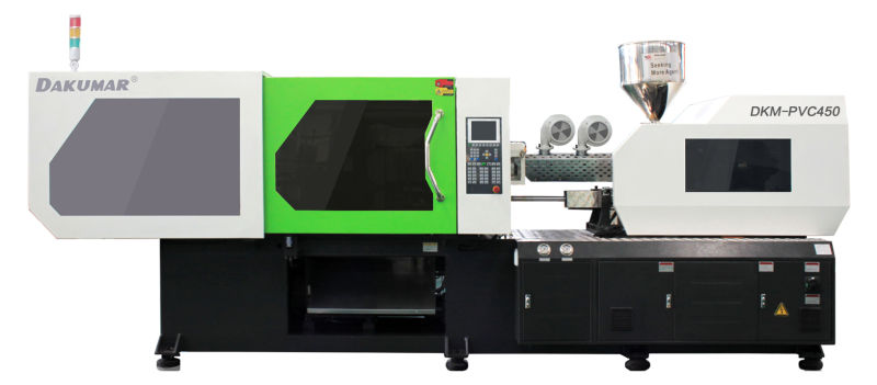 PVC Powder Special Injection Molding Machine