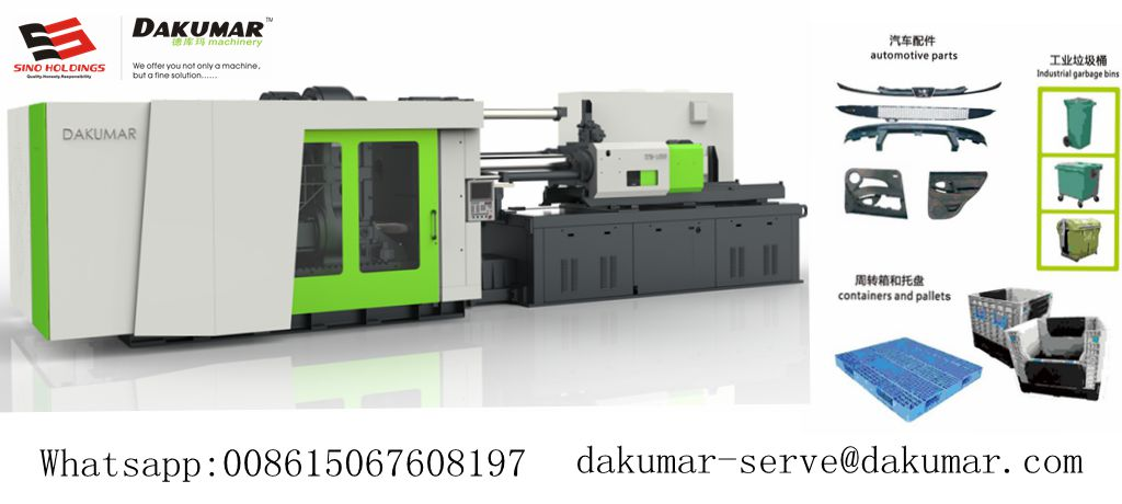 Large size series injection machine